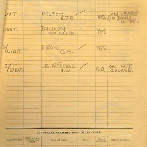 May 1940 War Diary, 1 Guards Brigade Anti-Tank Company
