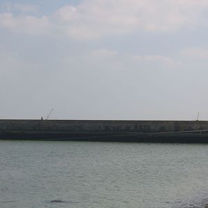 St Nazaire The Old Mole