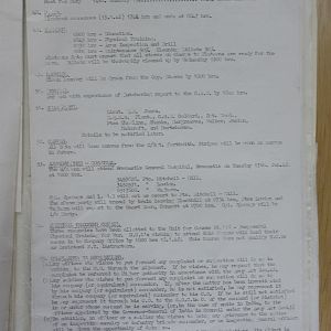 15 Recce War Diary - January 1942