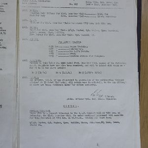 15 Recce War Diary - December 1942