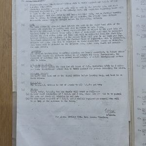 15 Recce War Diary - January 1943