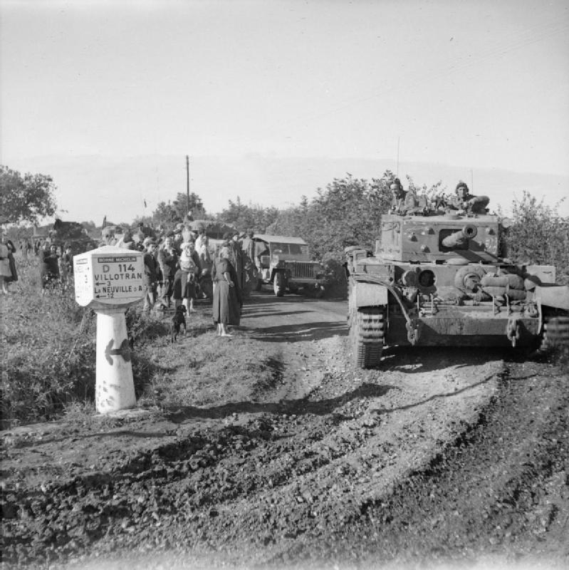 british brigade d day operations orders pdf